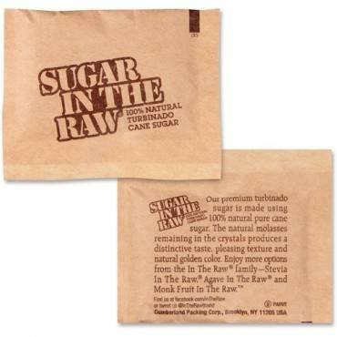 Sugar In The Raw Turbinado Cane Sugar (CA/CASE)