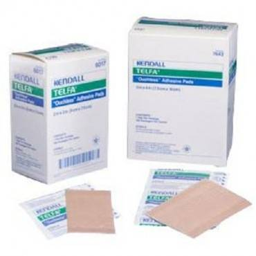 """Telfa Ouchless Adhesive Dressing 2"""" x 3"""", Sterile Part No. 6017 Qty  Per Box"""