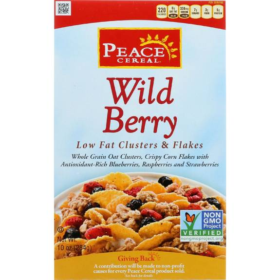Peace Cereals Cereal