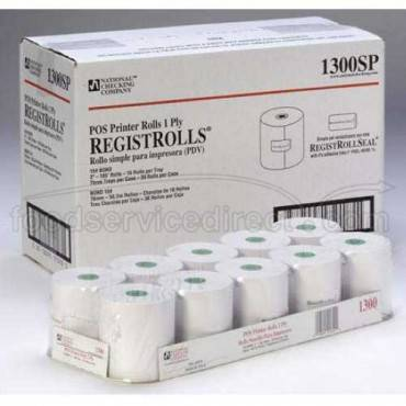 REGISTER ROLL-3 X165 -1P (50) 1PLY BOND BULK PACK