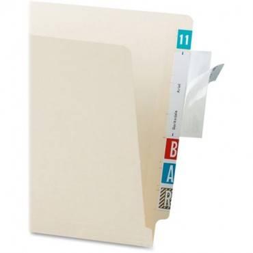 Tabbies Self-adhesive File Folder Label Protectors (PK/PACKAGE)