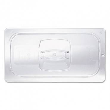 Cold Food Pan Covers, 10 3/8w X 12 4/5d, Clear