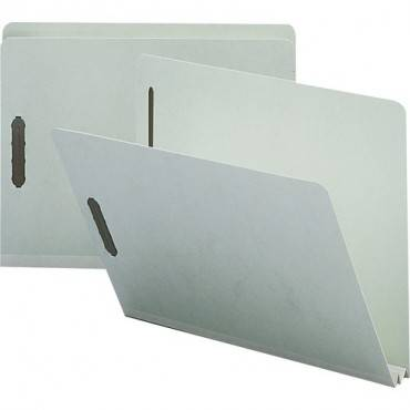 Nature Saver Straight-Cut Pressboard Fastener Folders (BX/BOX)