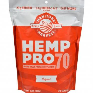 Manitoba Harvest Hemp Pro 70 - 32 oz
