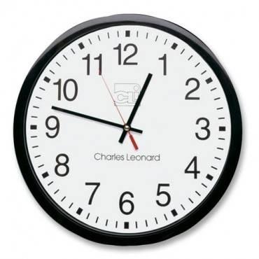 """CLI 12"""" Quartz Wall Clock (EA/EACH)"""