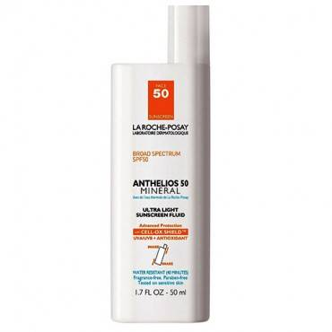 Anthelios 50 Mineral Sunscreen 1.7 oz Part No. S05177 Qty 1