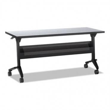 Safco  Mayline  Flip-N-Go Table Top, 60w X 24d, Folkstone
