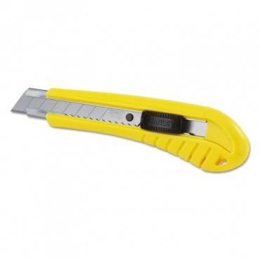 "Standard Snap-off Knife, 18mm, 6 3/4"""