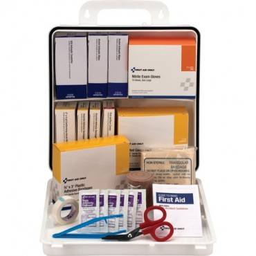 First Aid Only 75 Person Office First Aid Kit, 312 Pieces, Plastic Case (EA/EACH)