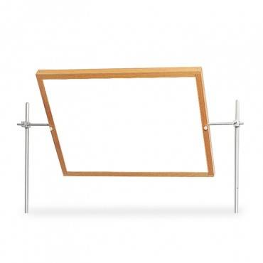 Diversified Woodcrafts Optional Mirror/Markerboard For Mobile Tables, 27-3/4w X 20-3/4h, Mirror