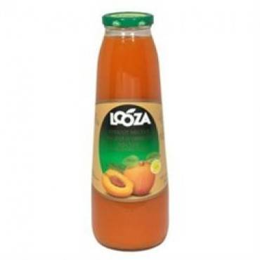 Looz.a Apricot Juice Drink - Case of 6 - 33.8 Fl oz.