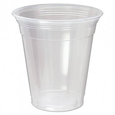 Nexclear Polypropylene Drink Cups, 12/14 Oz, Clear, 1000/carton