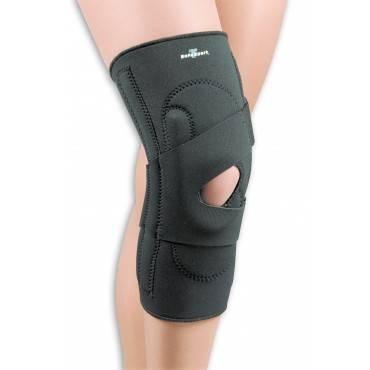 Safe-t-sport Lateral Knee Stabilizer Left Black Md