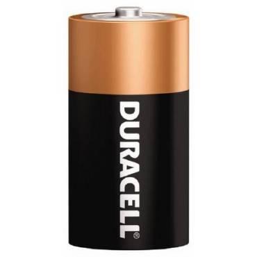Alkaline Battery Duracellâ® Coppertopâ® C Cell 1.5v Disposable 12 Pack(1/ea)