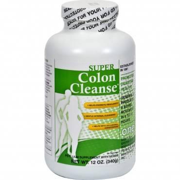 Health Plus - Super Colon Cleanse - 12 Oz
