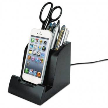 Victor  Smart Charge Dock With Pencil Cup For Apple Lightning Devices