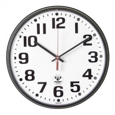 SKILCRAFT Atomic Slimline Clock (EA/EACH)