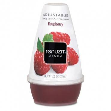 Adjustables Air Freshener, Raspberry Scent, Solid, 7 Oz