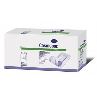 """Cosmopore sterile  10"""" x 4"""" part no. 900814 (25/box)"""