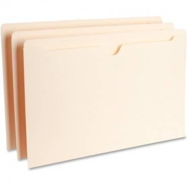 Business Source Manila Flat File Pockets (BX/BOX)