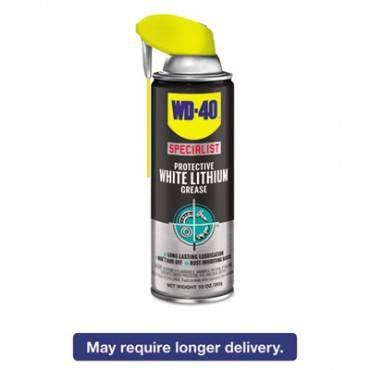Specialist Protective White Lithium Grease, 10 Oz Aerosol, 6/ct