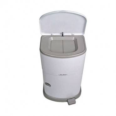 Akord Adult Diaper Disposal System, White (1/Each)