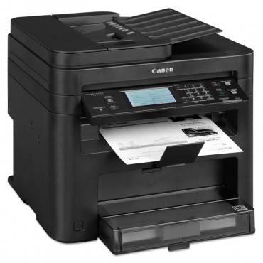 Imageclass Mf236n Monochrome Multifunction Laser Printer, Copy/fax/print/scan