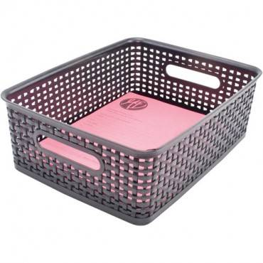 Advantus Plastic Weave Bins (EA/EACH)