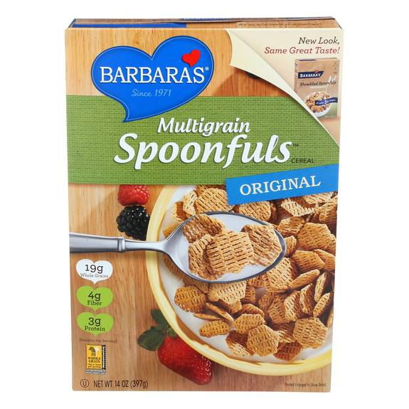 Barbara's Bakery Spoonfuls Cereal