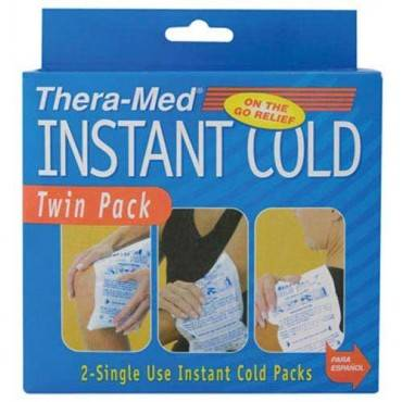 Carex Health Brands Instant Cold Twin Pack (Carex) 6x8 Part No.TMF10200