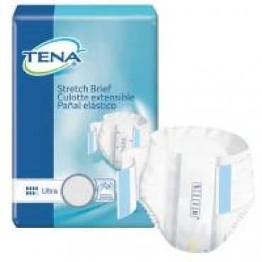 """Tena Stretch Brief - Bariatric, 3x-Large, 69"""" - 96"""" (32/Case)"""