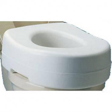 Raised Toilet Seat, Fits Standard Toilet Part No. B31000 (1/ea)