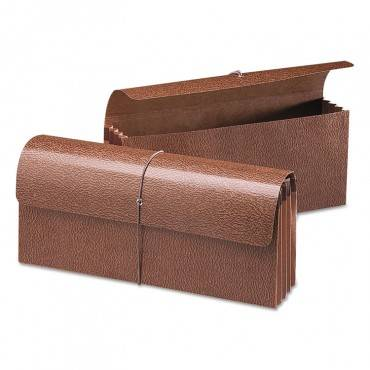 """3 1/2"""" Expansion Wallets, 12 X 5, Redrope"""