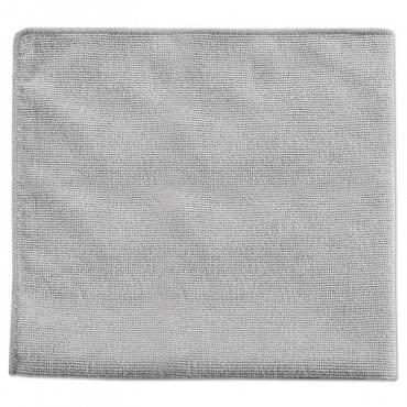 Executive Multi-Purpose Microfiber Cloths, Gray, 16 X 16, 24/pack