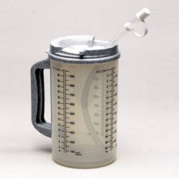Medical Action insulated pitcher clear 32 oz. Model: H206-01 (1/EA)