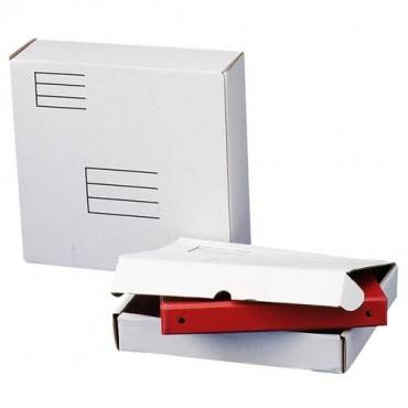 Quality Park White Corrugated Binder Mailer (EA/EACH)