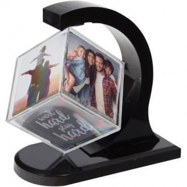 Dax Burns Grp. Revolving Photo Cube (EA/EACH)