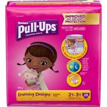 Toddler Training Pants Pull-Ups