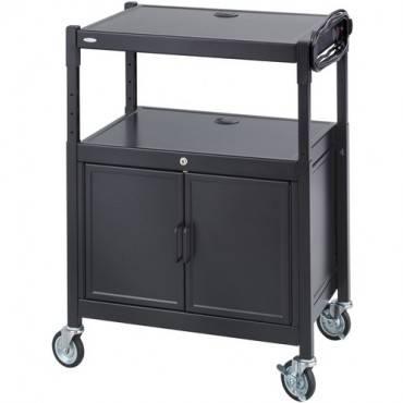 Safco Steel Adjustable AV Carts (EA/EACH)