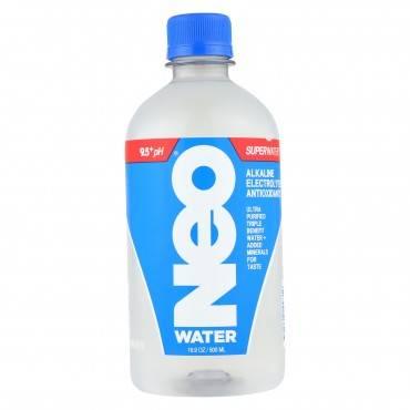 Neo Water Super Water - Case Of 24 - 16.9 Fl Oz.