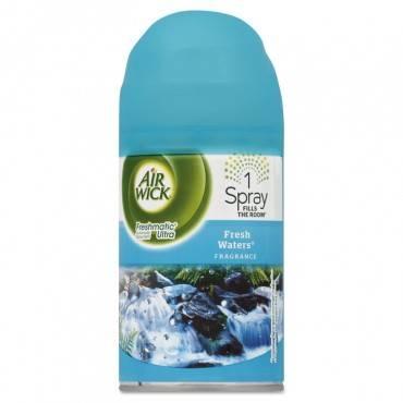 Freshmatic Ultra Automatic Spray Refill, Fresh Waters, Aerosol, 6.17 Oz