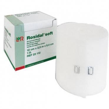 "Rosidal Soft Foam Padding Bandage 4"" X .12"" X 2.7 Yds. Part No. 23110 (1/box)"