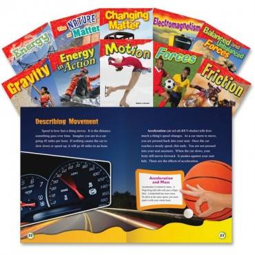 Shell Gr 2-3 Physical Science Book Set Education Printed Book for Science (EA/EACH)