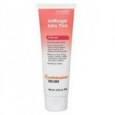 Secura Antifungal Extra Thick, 3.25 Oz. Tube (1/Each)
