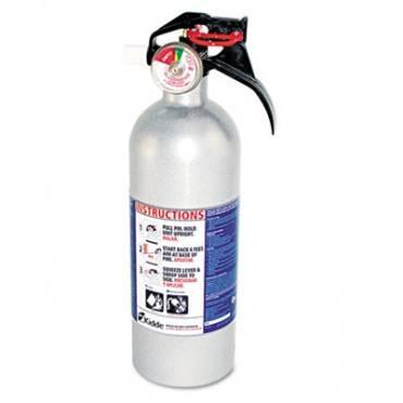Fx511 Automobile Fire Extinguisher, 5 B:c, 100psi, 14.5h X 3.25 Dia, 2lb