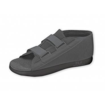 C3 Post Op Shoe W/microban Womens Black Lg