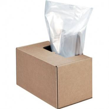 Fellowes Waste Bags for Fortishred™ and High Security Shredders (CA/CASE)
