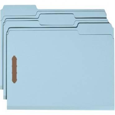 Smead 100% Recycled Pressboard Fastener Folders