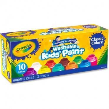 Crayola Washable Kid's Paint (ST/SET)
