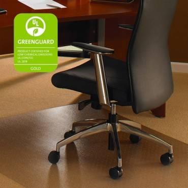 Cleartex XXL Rectangular Floor Protection Chairmat (EA/EACH)